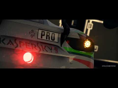 Assetto Corsa Competizione, Official game of the Blancpain GT Series. Announcement Trailer [ESRB] thumbnail