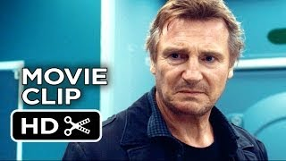 Non-Stop Movie CLIP - The Plan (2014) - Liam Neeson, Julianne Moore Thriller HD