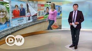 Станут ли парламентские выборы во Франции триумфом Макрона? - DW Новости (08.06.2017)