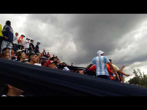 """""""Los caudillos del parque - traicionera"""" Barra: Los Caudillos del Parque • Club: Independiente Rivadavia"""