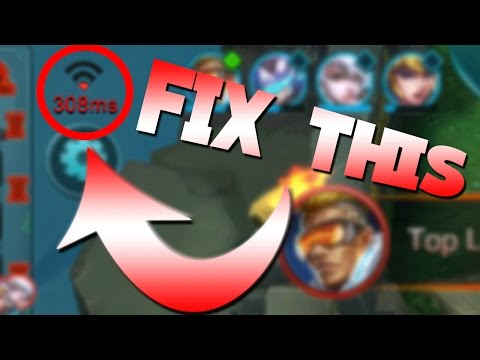 Mobile Legends How To Fix/Avoid Lag! Mp3