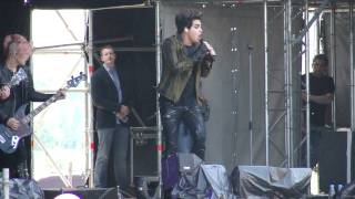 Adam Lambert - Down the Rabbit Hole (Live at Maxidrom 2011)