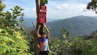 Gunung Angsi Via Bukit Putus Hike