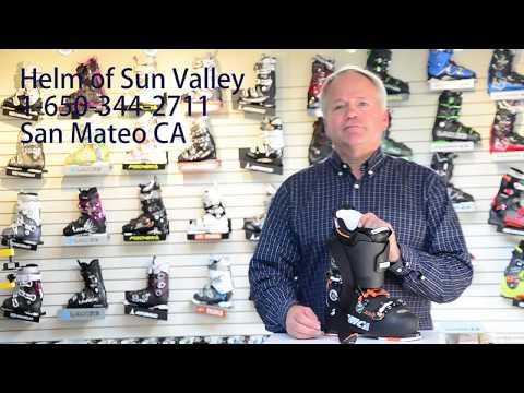 Tecnica Mach 1 100 Ski Boot Review