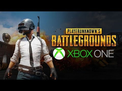 PlayerUnknown's Battlegrounds PUBG Xbox One Gameplay Livestream - MY FIRST TIME PLAYING !!!
