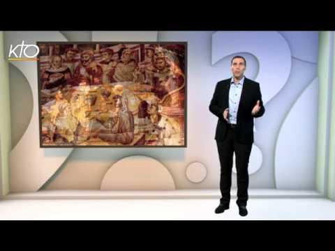 """Pourquoi des disputes futiles sont-elles appelées """"querelles byzantines"""" ?"""