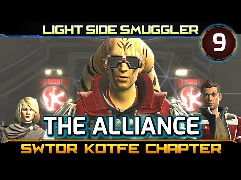 swtor knights of the fallen empire chapter 1 the hunt smuggler light