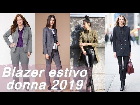 Blazer estivo 🌷 donna - di tendenza 2019