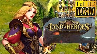 Land Of Heroes - Lost Tales Game Review 1080P Official Ilead Strategy