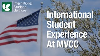 Your International Student Experience at MVCC