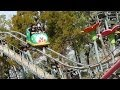 Lady Bird Roller Coaster POV Weird Adorable Little Japanese Ride New Reo...