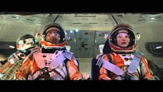 Марсианин Трейлер №2  2015 Русский HD