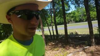 Dirt Track Cowboy's first official interview