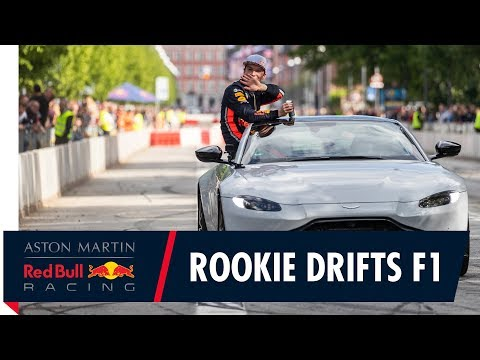 Video | Dan Ticktum mag los met een Red Bull-Bolide in Kopenhagen