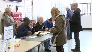 Preventing a poll worker shortage