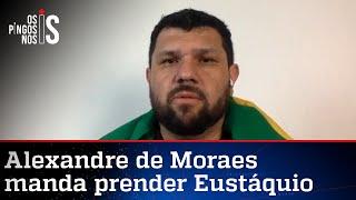 Oswaldo Eustáquio fala sobre prisão domiciliar