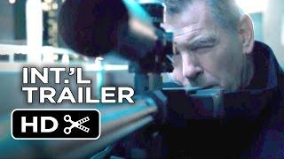 Survivor Official International Trailer 1 2015  Pierce Brosnan Milla Jovovich Movie HD