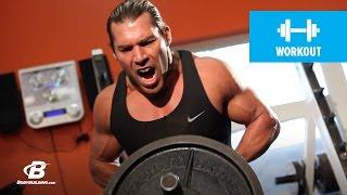 Heavy-Volume Back Workout | Craig Capurso