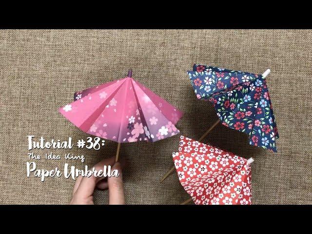 origami flower easy: origami umbrella | 480x640