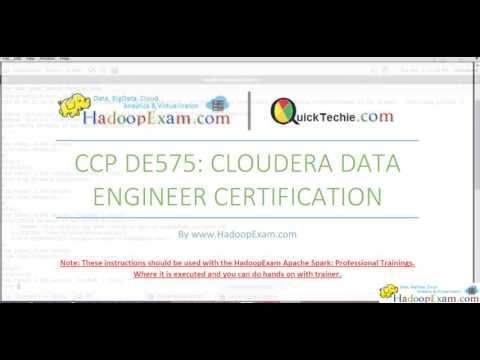 CCP DE575 Cloudera Data Engineer Exam Problem statement 1 ...