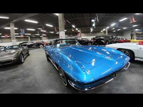 1965 Chevrolet Corvette Stingray (CC-1375131) for sale in Jackson, Mississippi