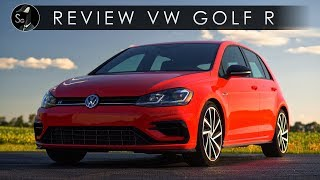 Review | 2018 VW Golf R | Specs Often Lie