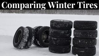Winter Tires - Comparing good, great and premium options