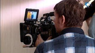В Великом Новгороде снимается эпизод проекта «Киноуроки в школах России»