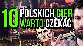 10 najciekawszych polskich gier, w które dopiero zagrasz
