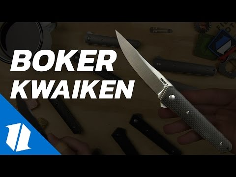 10 Boker Kwaiken EDC Knives | The Knife Table Ep.1 Mp3