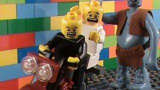 LEGO Black & White (A Stop-Motion Animated Film)