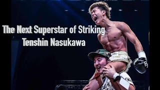 The Next Superstar of Striking: Tenshin Nasukawa | Lawrence Kenshin
