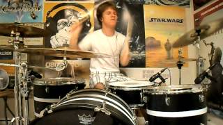 Lay Me Down // The Boxer Rebellion (DRUM COVER)
