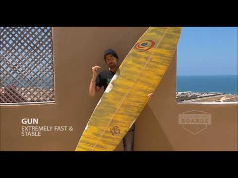 Surfboard Guide – Gun Surfboard