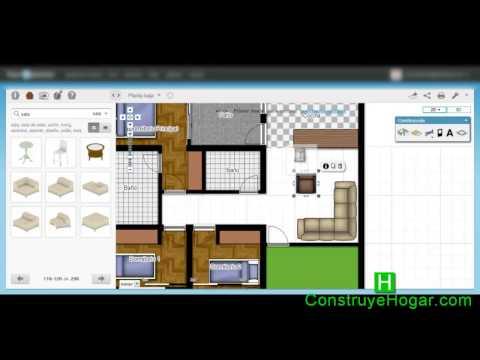 Hacer planos online con planner 5d construye hogar for Planos y disenos de casas gratis