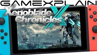Xenoblade Chronicles X Port for Nintendo Switch Not Currently Planned, According to Monolith Soft