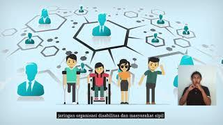 Peluncuran Buku Panduan Pemantauan Pemenuhan Hak Disabilitas