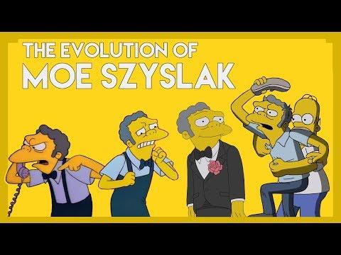 The Evolution of Moe Szyslak