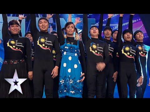 La Danza Qui Hizo Llorar Al Jurado De 'Asia's Got Talent''