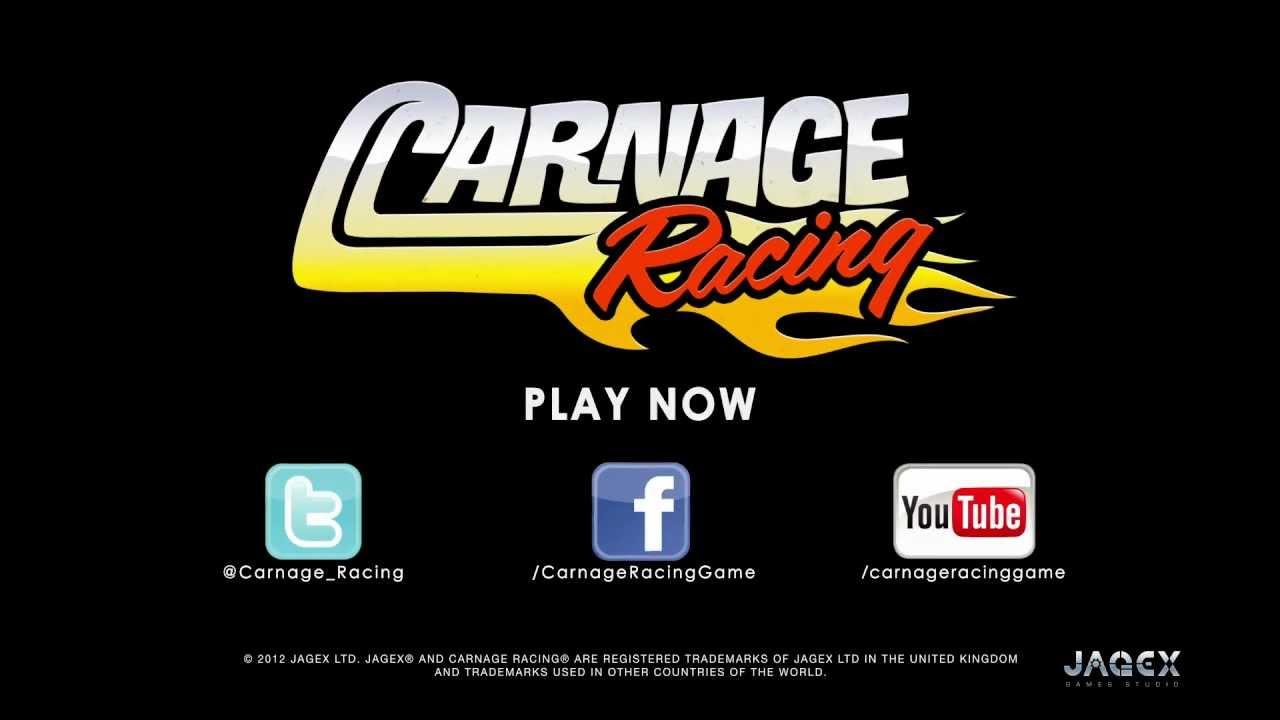 Hardcore Social: Combat Racing Meets Portal In Carnage Racing