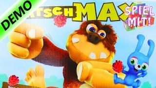 Matsch Max von Hasbro - Max zermatscht niedliche Tiere - Spiel für Kinder ab 4 Jahren