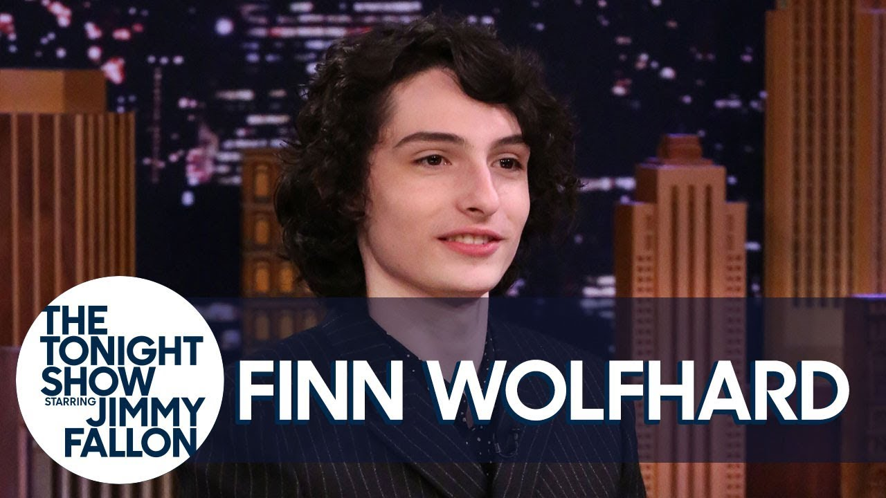Finn WolfhardTalks Stranger Things 4 Hair Spoilers and Ghostbusters: Afterlife thumbnail