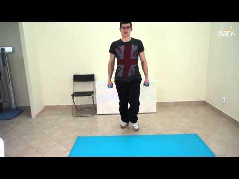 Podstawowe ćwiczenia dla pompowania mięśni
