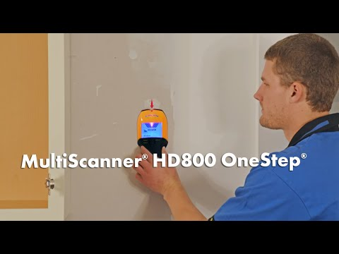 Zircon MultiScanner HD800 OneStep Center Finding Wall Scanner