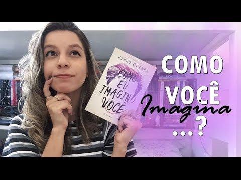 COMO EU IMAGINO VOCÊ - Pedro Guerra | Memórias de uma Leitora