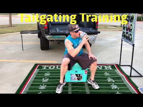 Stay in Tailgating Shape!