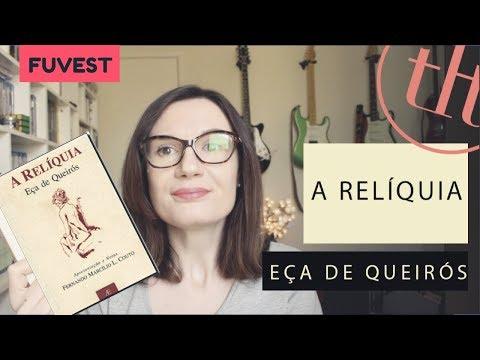 A Reli?quia (Ec?a de Queiro?s) | FUVEST | Tatiana Feltrin