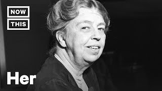 How Eleanor Roosevelt's Legacy Is Still Felt Today | NowThis