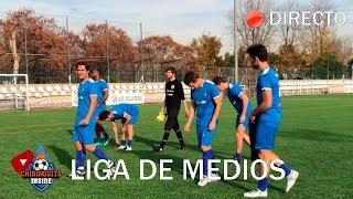 🔴DIRECTO | El Chiringuito VS. Cadena 100 | LIGA DE MEDIOS