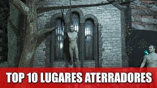 FALLOUT 4 | TOP 10 LUGARES ATERRADORES